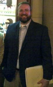 Jeff Senterman, Trail Conference Senior Program Coordinator