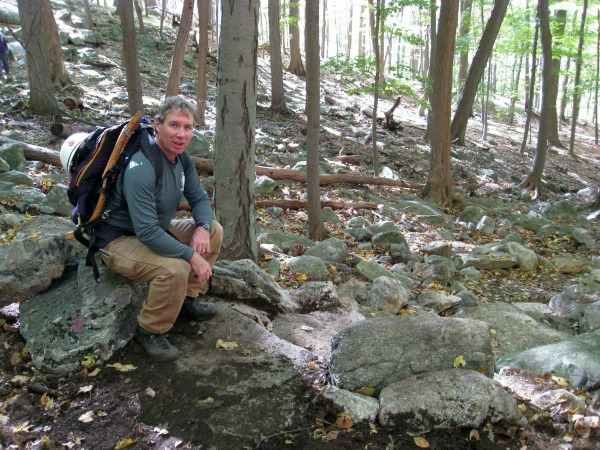 LDTC Appalachian Trail Relocation West Mountain Completed