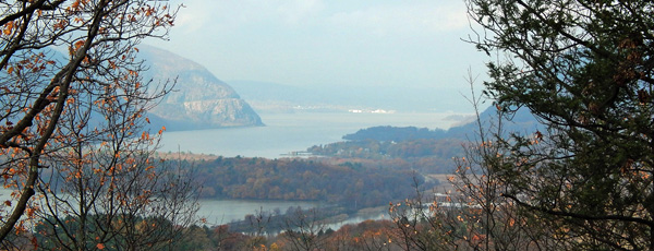 View from North Redoubt, Hudson Highlands State Park
