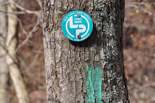 Long Path Trail Marker
