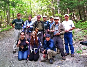 The South Taconic Trail Crew
