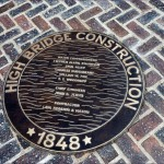 High Bridge NYC Medallions