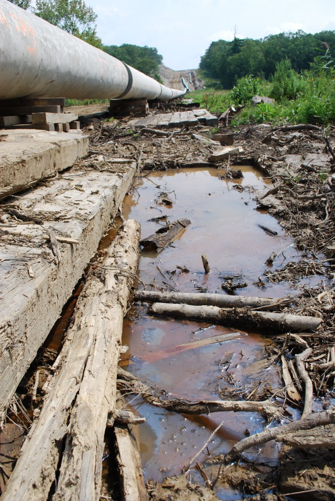 "Say ""no"" to pipelines that create a severe negative impact on local trails."