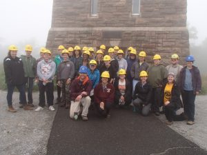 Megalithic Crew-Rockland Conservation and Service