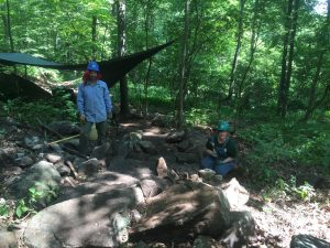 Learn how to build trails with the Taconic Crew!